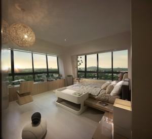 d'Leedon_2 Bedroom_Master