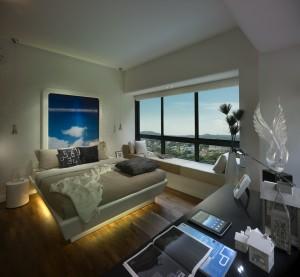 d'Leedon_3 Bedroom_Master